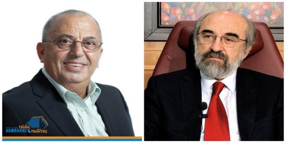 Καταπέλτης κατά του δημάρχου Βαγγέλη Λαμπάκη, ο πρώην στενός συνεργάτης του Κώστας Μαυρίδης