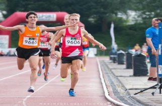 Ο Μάρκος Γκούρλιας  έσπασε το φράγμα των 14 λεπτών στα 5 χλμ των Μεσογειακών Αγώνων