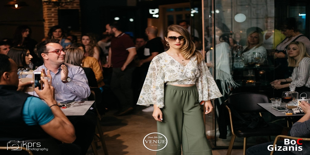 Venue the Chic Bar: Το Fashion Show που έκλεψε τις εντυπώσεις στο Διδυμότειχο (φωτορεπορτάζ)