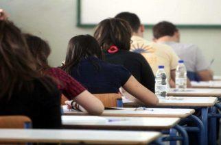 """Στη """"μάχη"""" των Πανελλαδικών ρίχνονται από σήμερα οι μαθητές"""