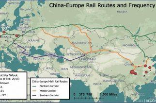 Δημοσχάκης: Με Κυβερνητική ευθύνη ο Έβρος εκτός σιδηροδρομικής γραμμής Μπακού-Βιέννης