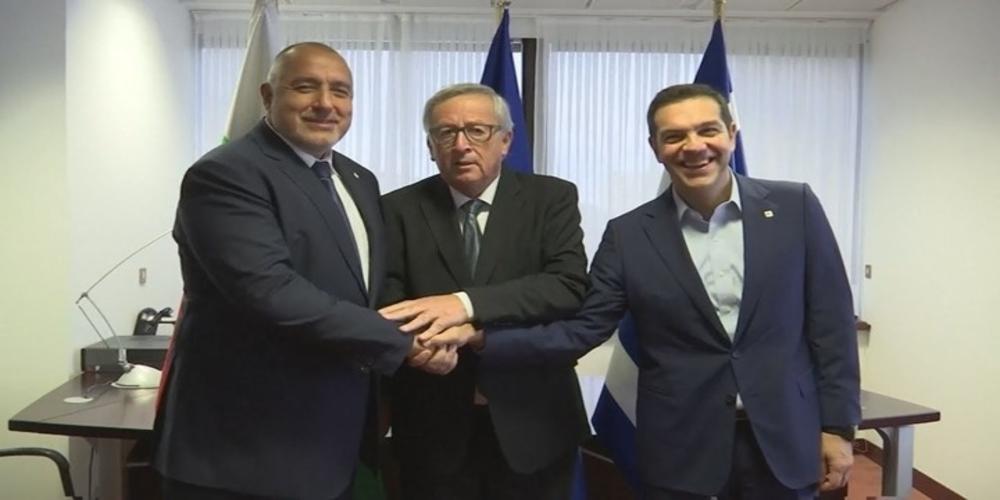Ξεκινάει μέσα στο 2018 η κατασκευή του αγωγού αερίου Ελλάδας – Βουλγαρίας