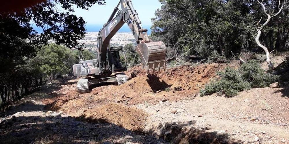 Σημαντική η συμβολή του στρατού στην αποκατάσταση των ζημιών της Σαμοθράκης