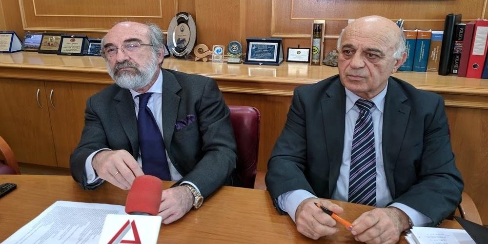 Λαμπάκης: Ανακοίνωση… αυτοαποθέωσης για τους ναυαγοσώστες, στην οποία παραδέχεται τα τραγικά λάθη χειρισμών του!!!