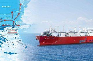 Η GASTRADE παρουσιάζει στα Ποσειδώνια 2018 το μεγάλο ενεργειακό έργο LNG στην Αλεξανδρούπολη