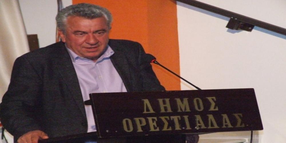 Επαφές και συζητήσεις για το ενδεχόμενο να είναι υποψήφιος δήμαρχος Ορεστιάδας, απ' τον Γιάννη Παπαϊωάννου