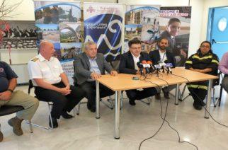 Πέτροβιτς: Πολύτιμη η εθελοντική βοήθεια των σχολών εκπαίδευσης πιλότων για πρόληψη των πυρκαγιών στον Έβρο