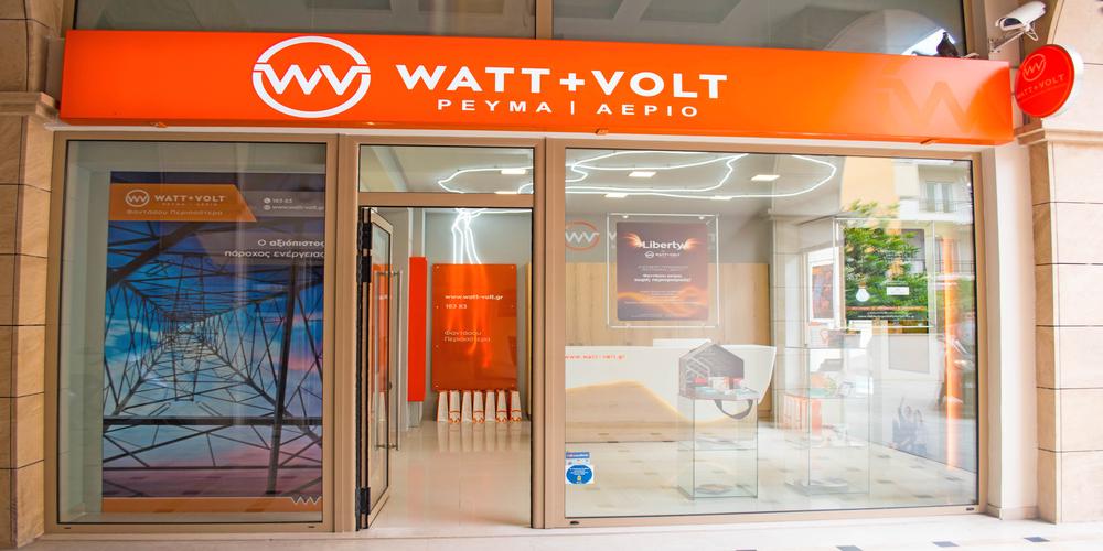 Αστείρευτη ενέργεια και ένα νέο κατάστημα στην Αλεξανδρούπολη, από τη WATT+VOLT!