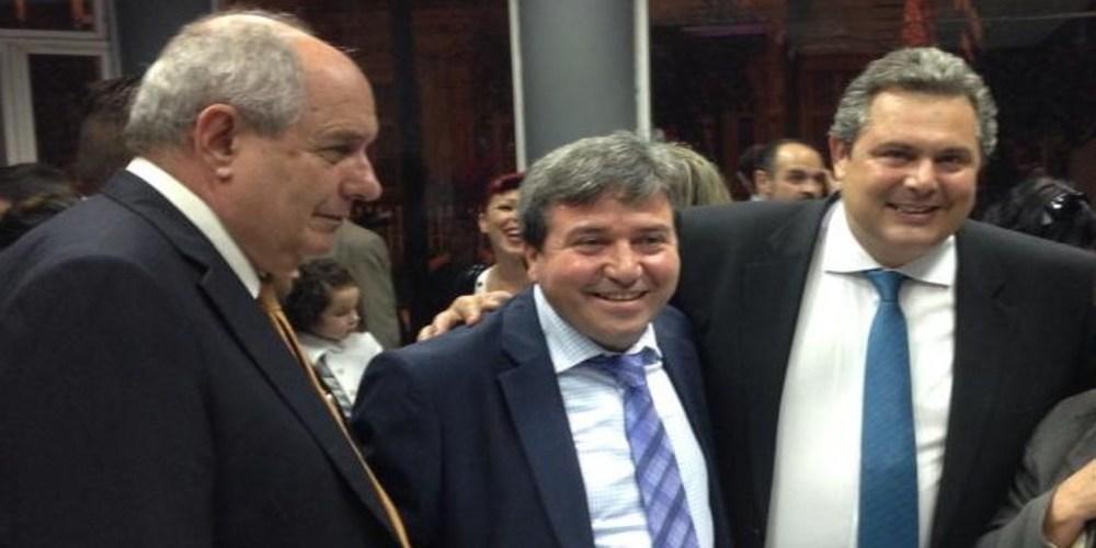 Μ.Ουζουνίδης(πρώην βουλευτής Έβρου των ΑΝΕΛ) σε Καμμένο: Ο Σγουρίδης θα σε… ρίξει