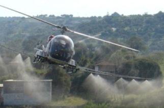 Ελάχιστα τα κουνούπια μέχρι τώρα. Απέδωσαν οι συνεχόμενοι… ψεκασμοί, εναέριοι και επίγειοι