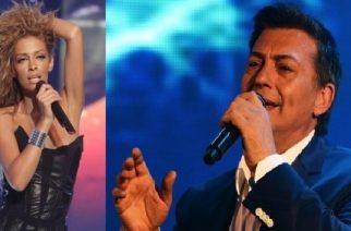 """Η θριαμβεύτρια της Eurovision Φουρέιρα και ο Ν.Μακρόπουλος στη φετινή """"Γιορτή Κρασιού"""""""