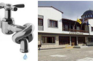 Διδυμότειχο: Συνεχείς καθυστερήσεις υπογραφής της σύμβασης του έργου βελτίωσης ύδρευσης ύψους 1,5 εκατ. ευρώ