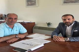 Συνεργασία Εμπορικού Συλλόγου Αλεξανδρούπολης με ΔΕΥΑΑ για μια δράση που ετοιμάζουν