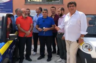 Δύο ηλεκτροκίνητα αυτοκίνητα απέκτησε ο δήμος Αλεξανδρούπολης