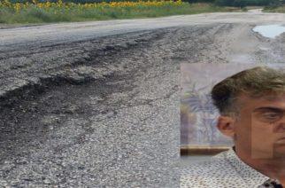 Τραγική η κατάσταση του δρόμου Βάλτου-Χανδρά-Μεγάλης-Μικρής Δοξιπάρας-Χελιδόνας, με τεράστια ευθύνη Μαυρίδη