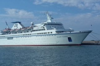 Στο λιμάνι της Αλεξανδρούπολης βρίσκεται ήδη το κρουαζερόπλοιο «SALAMIS FILOXENIA»