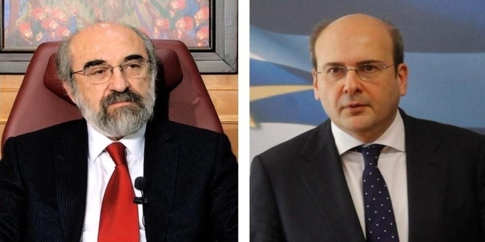 Θα μηνύσει τον Κωστή Χατζηδάκη ο Β.Λαμπάκης, μετά την δεύτερη δικαίωση απ' το Ελεγκτικό Συνέδριο;