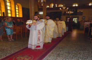 Εορτασμός του Αγίου Παντελεήμονα σε Παλιούρι και Αμπελάκια