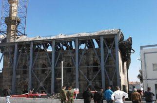 Διδυμότειχο: Δέκα χρόνια θα χρειαστούν για αποκατάσταση του Τεμένους Βαγιαζήτ