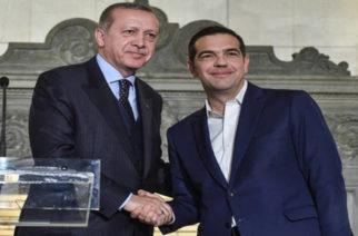 Συνάντηση Τσίπρα-Ερντογάν στις Βρυξέλλες. Στο επίκεντρο το θέμα των δύο Ελλήνων στρατιωτικών