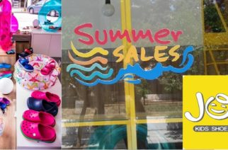 JOY Kids Shoes-Αλεξανδρούπολη: Οι εκπτώσεις ξεκίνησαν στο κορυφαίο κατάστημα για βρεφικά, παιδικά παπούτσια