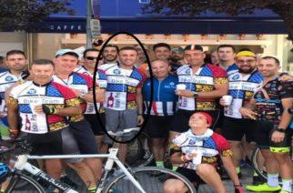 Αλεξανδρούπολη: Στο Ποδηλατικό Φεστιβάλ του Alexandroupolis Bike Team ο Θρακιώτης διεθνής αμυντικός Βασίλης Τοροσίδης