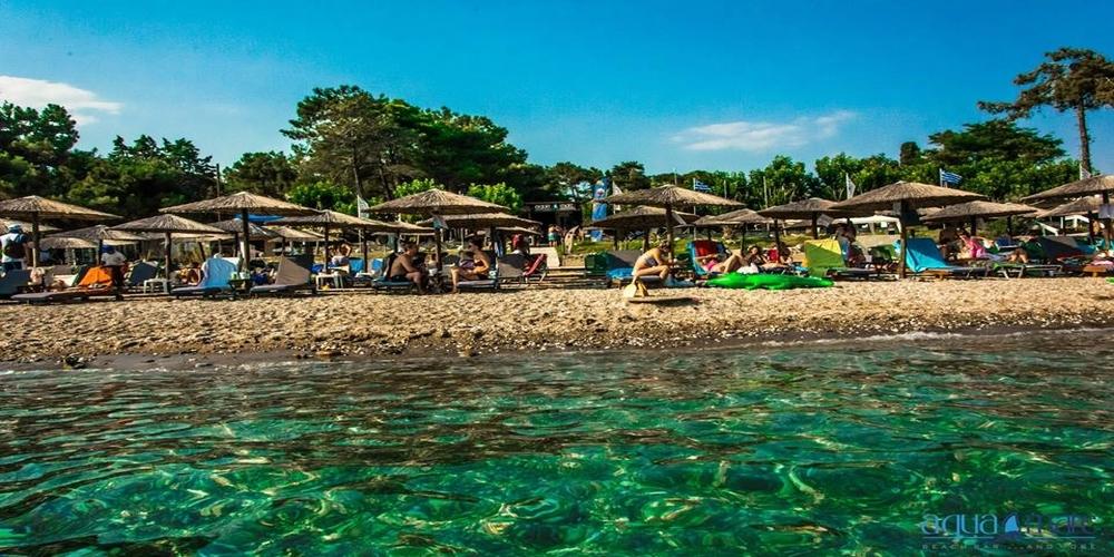 Aqua Mare Beach Bar: Για μοναδικές απολαύσεις και εμπειρίες στην Αγία Παρασκευή Αλεξανδρούπολης