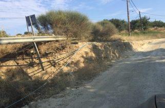 Σαμοθράκη: Αποκατάσταση του δρόμου προς Λάκκωμα με δικά του έξοδα θέλει να κάνει ο Φ.Μανούσης