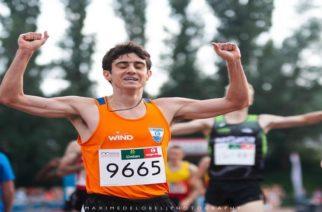 Νέο ατομικό ρεκόρ από τον Μάρκο Γκούρλια στα 5.000 μ. στο Βέλγιο