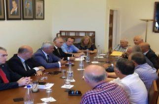 Συνεργασία της Ν.Δ με Ενώσεις Αποστράτων για το ζήτημα των φυλακισμένων Ελλήνων Στρατιωτικών