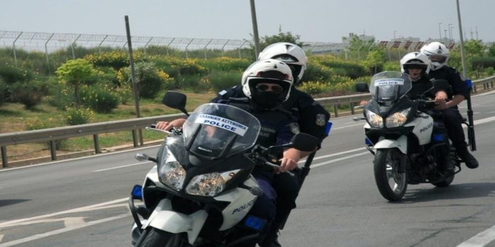 Περιπετειώδης καταδίωξη δύο αλλοδαπών στην Εγνατία από Αρδάνιο και σύλληψη στις Σάππες