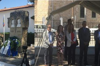 Συγκίνηση στο Ετήσιο μνημόσυνο των Εφέδρων Καταδρομέων Χατζόπουλου και Δοϊτσιδη που σκοτώθηκαν στην Κύπρο