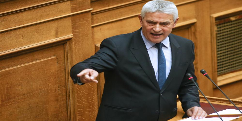 Δημοσχάκης: Το Υπουργείο Εσωτερικών δεν θεωρεί τον Έβρο άξιο ιδιαίτερης ενίσχυσης λόγω μεταναστευτικού