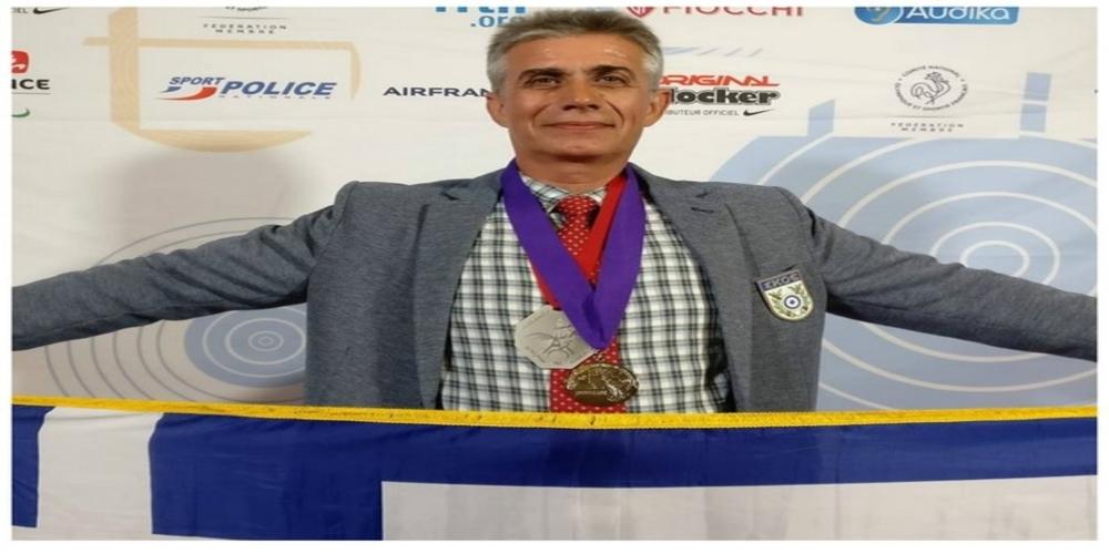 Α. Μπεχτσούδης: Ήρθε δεύτερος στο Παγκόσμιο Πρακτικής Σκοποβολής (IPSC), αλλά κανένας στον Έβρο δεν τον τίμησε
