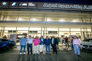 BMW ΑΦΟΙ ΙΩΑΝΝΙΔΗ, Ο νέος Πιστοποιημένος Επίσημος Έμπορος BMW M–Η εκδήλωση για την έναρξη της συνεργασίας