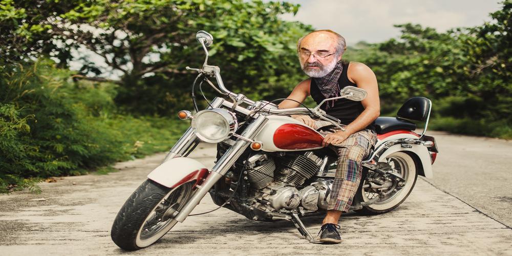 Έτοιμος ο Βαγγέλης Λαμπάκης για την Μηχανοκίνητη πορεία υπέρ της Μακεδονίας