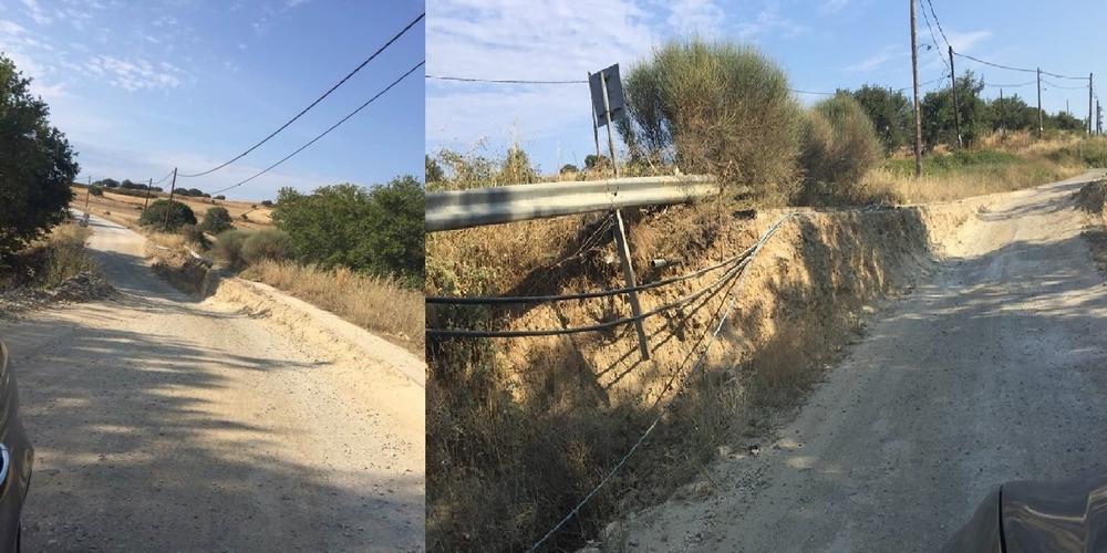 Αύριο Τετάρτη ολοκληρώνεται στη Σαμοθράκη η παράκαμψη στο δρόμο προς Λάκκωμα και δίνεται στην κυκλοφορία