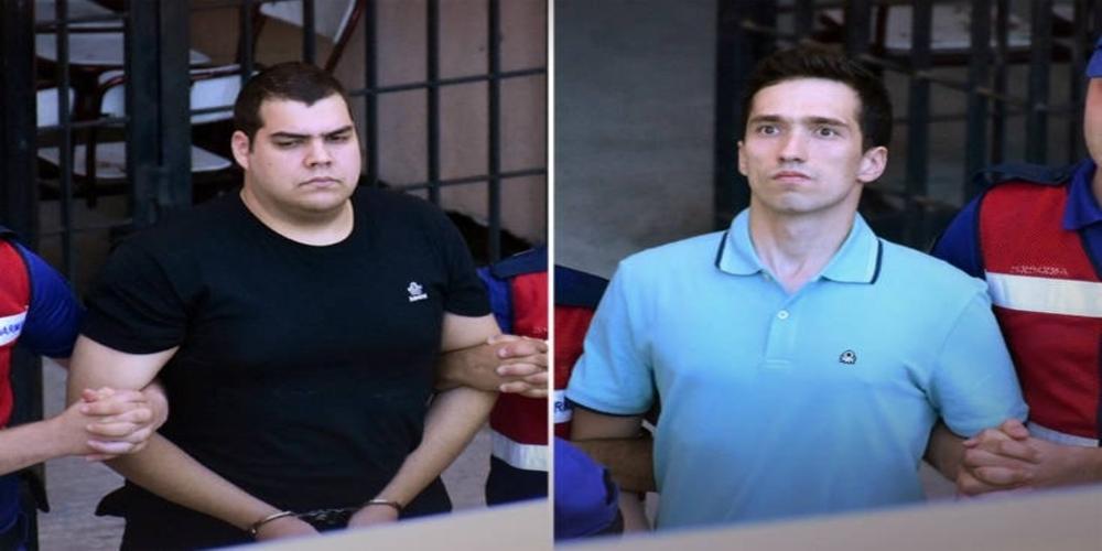 Έλληνες στρατιωτικοί: Ίσως παραμείνουν κρατούμενοι για 18 μήνες δήλωσε ο Κουβέλης