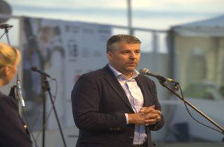 Την φετινή 18η Διεθνή Έκθεση Alexpo, παρουσίασε με αριθμούς ο Πρόεδρος του Επιμελητηρίου Χ.Τοψίδης(ΒΙΝΤΕΟ)