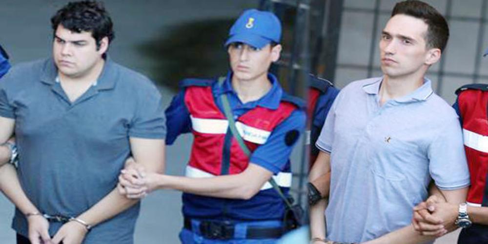 Παυλόπουλος για Έλληνες στρατιωτικούς: Απαράδεκτη και αντιδημοκρατική η συμπεριφορά της Τουρκίας
