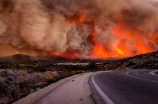 Σύγκληση εκτάκτως του Συντονιστικού Οργάνου Πολιτικής Προστασίας (Σ.Ο.Π.Π) Έβρου αύριο λόγω πυρκαγιών