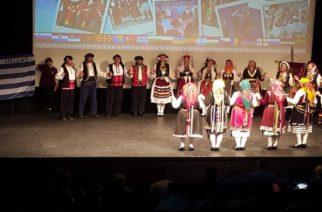 """Εντυπωσίασε ο Πολιτιστικός Σύλλογος """"Θεοδώρα Καντακουζηνή"""" Διδυμοτείχου, στο φεστιβάλ χορού της Πράγας (ΒΙΝΤΕΟ)"""