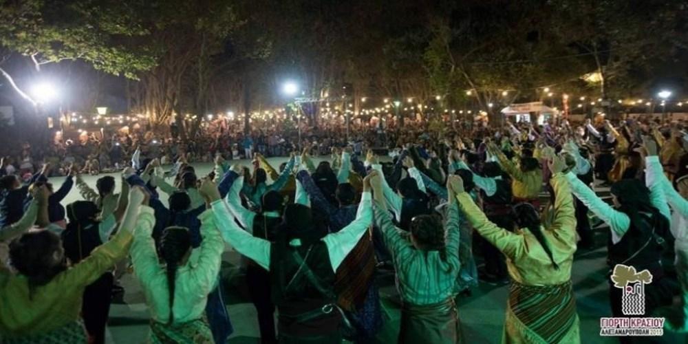 Πιέσεις στον Εθνικό Αλεξανδρούπολης να μεττέχει στη Γιορτή Κρασιού λόγω άρνησης της ΕΠΟΦΕ