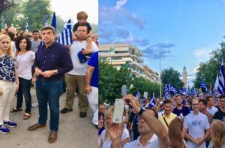 Απάντηση Μιχαηλίδη: «Εθνικολαϊκιστές» κ.Λαμπάκη, οι χιλιάδες πολιτών που συμμετείχαν στο  συλλαλητήριο της Αλεξανδρούπολης;