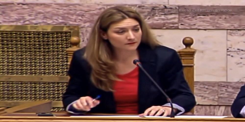 """Η Ν.Γκαρά, οι περσινές παρεμβάσεις για """"Σαμοθράκη 1"""" και η αδιαφορία για ΦΠΑ, Λαύριο, Λιμενική Ακαδημία"""