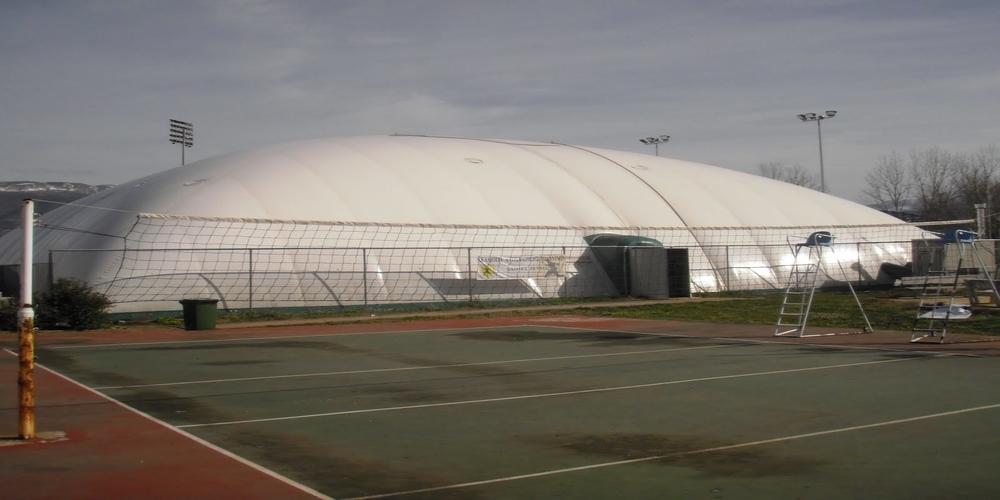 """""""Φούσκα"""" οι εξαγγελίες Λαμπάκη για Αθλητικό Μπαλόνι 1.900 τ.μ ως τον Μάιο"""