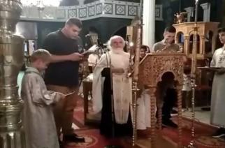 Οι Κούκλατζης, Μητρετώδης ψάλλουν Τη Υπερμάχω σε εκκλησία της Ορεστιάδας (ΒΙΝΤΕΟ)