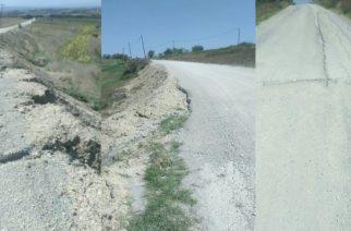 Γκουγκουσκίδου: Γιατί δεν προχωρούν τα έργα στο δρόμο Βάλτος-Χανδράς-Μεγάλη, Μικρή Δοξιπάρα;