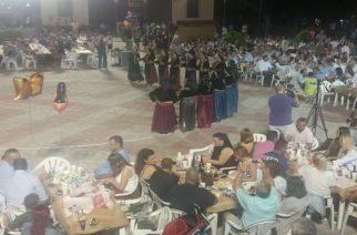 """Με μια εντυπωσιακή βραδιά ολοκληρώθηκαν τα """"ΣΩΤΗΡΕΙΑ 2018"""" στον Κυπρίνο (φωτό+ΒΙΝΤΕΟ)"""