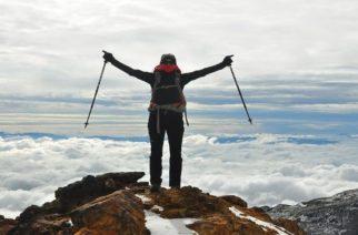 Η Αλεξανδρουπολίτισσα Κική Τσακαλδήμη πάτησε την υψηλότερη κορυφή της Αφρικής και μιλάει για όλα